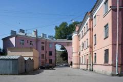2016 - 2019 Traktornaja Ulitsa, St. Petersborg