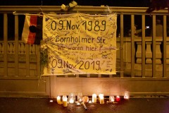 Bornholmer Straße 9. november 2019