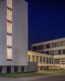 Bauhaus Dessau  aften Walter Gropius