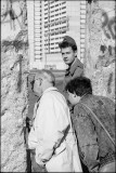 Berlin Muren Marts 1990 Die Mauer Berliner Mauer