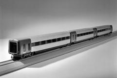 Første skalamodel, august 1984.