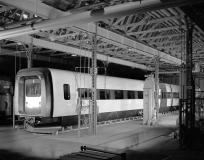 Den færdige model, februar 1985.