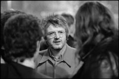 18. marts 1990 Østberlin Valgaften Alexanderplatz