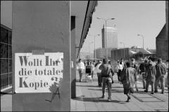 18. marts 1990 Østberlin Karl Liebknecht Strasse