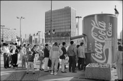 18. marts 1990 Østberlin Alexanderplatz