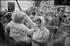 29. april 1968, foran Christiansborg.